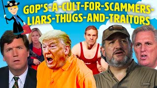 GOP's-A-Cult-For-Scammers-Liars-Thugs-And-Traitors – A MeidasTouch & Bette Midler Production