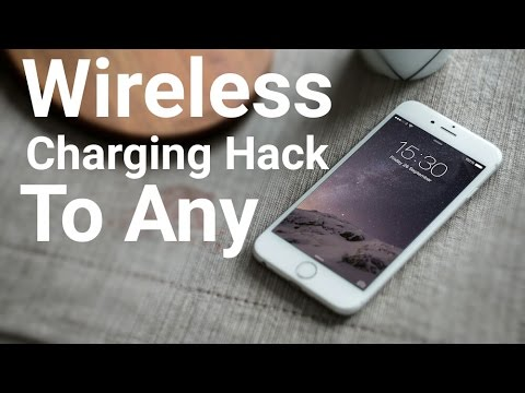 🔋 Magnetic Wireless Charger : How to make it