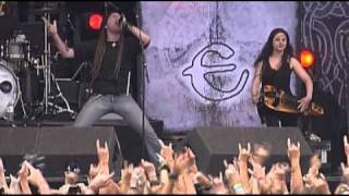 Eluveitie - Thousandfold - Live Hellfest 2010