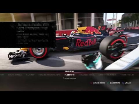 ERL Season 3 Formula 2 - Russian  GP ( LIVE )