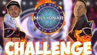 Wer wird MILLIONÄR? 💰 CHALLENGE!