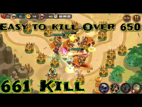 Realm Defense Tournament 661 Kill - Easy Tactic To Control Bosses Without Mabyn