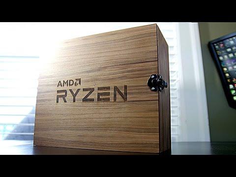 Secret Box From AMD!