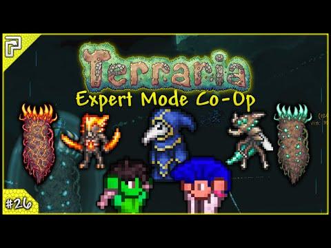 Cultists, Vortex & Solar Pillars! | Terraria 1.3 Expert Mode Co-Op [Episode 26]