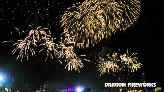The University of Santo Tomas 400 Years Closing Pyromusical