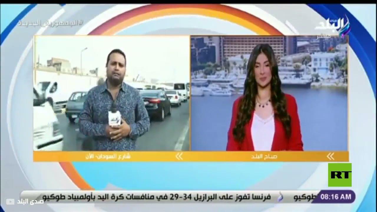 مراسل قناة مصرية يتعرض لـ -موقف صعب- أثناء تغطيته للأوضاع المرورية في القاهرة  - نشر قبل 2 ساعة