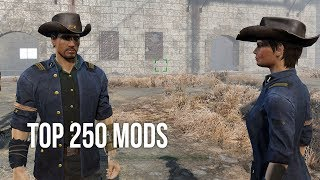Top 250 Console Mods #250 - 246 - Fallout 4 (XB1/PS4/PC)