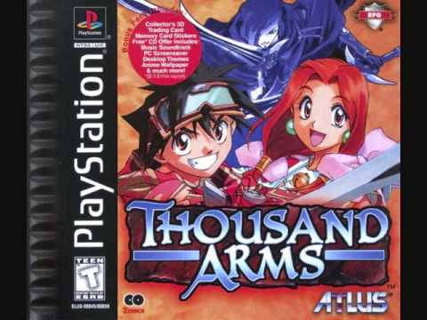 Thousand Arms OST Two of us