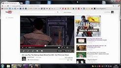 April '13 - Wenn Youtube Videos nicht laufen. hier die Lösung