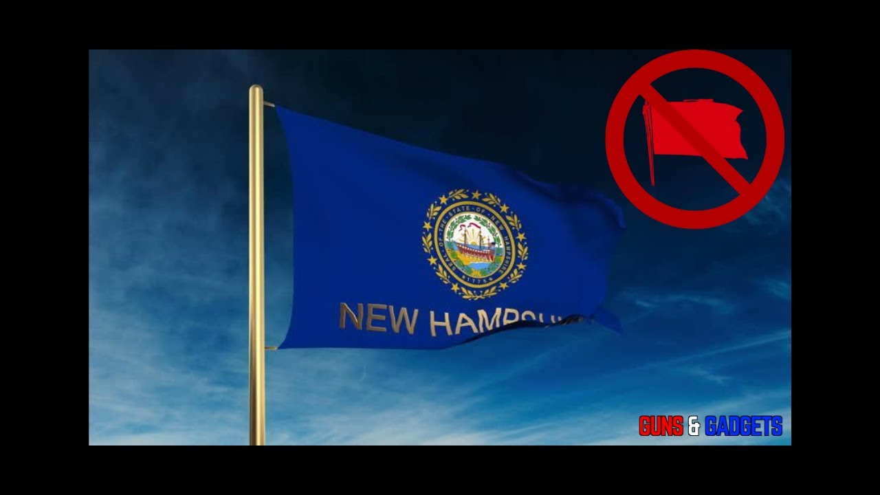 New Hamshire Governor Vetoes Red Flag Bill