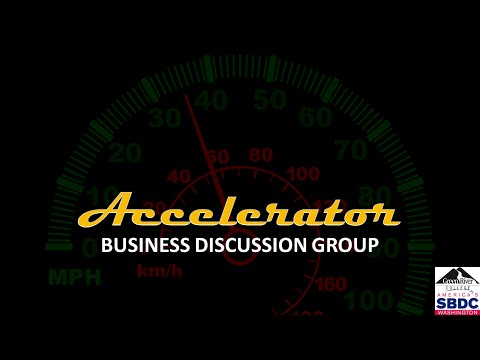 Accelerator Business Discussion Group