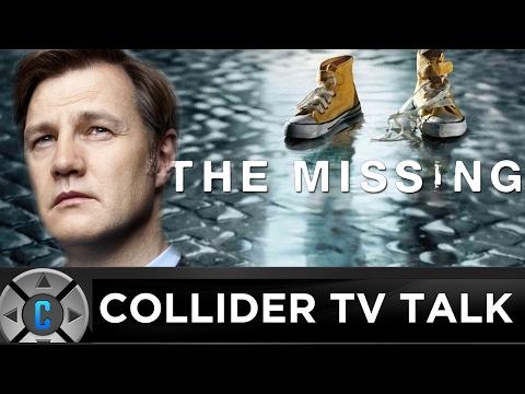 The Missing Actor David Morrissey Interview - Collider TV Talk