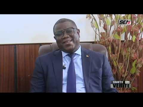 TOUTE LA VERITÉ du dimanche 24 nov. 2019 invité Abdoulaye Baldé