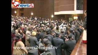 कता जाँदैछ देश ? यो कस्तो बितण्डा हो संविधानसभामा ? हेर्नुहोस् पूरा भिडियो - NEWS24 TV CHANNEL