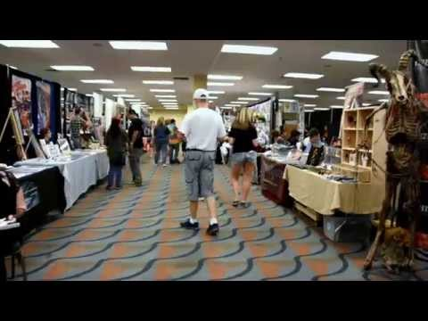 DGA Attends: Steel City Con @ Monroeville Convention Center (August 2015)