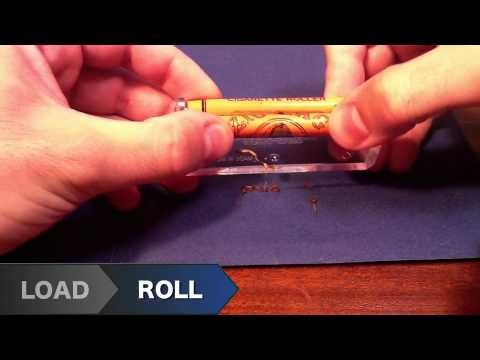 Roll Your Own With The Zig Zag Rolling Machine