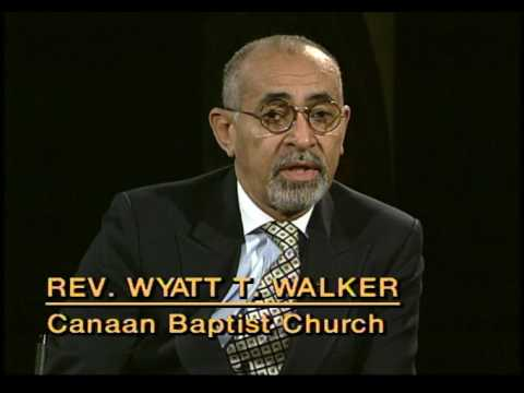 African American Legends: Rev. Wyatt T. Walker on the Civil Rights Movement