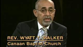 wyatt Tee Walker