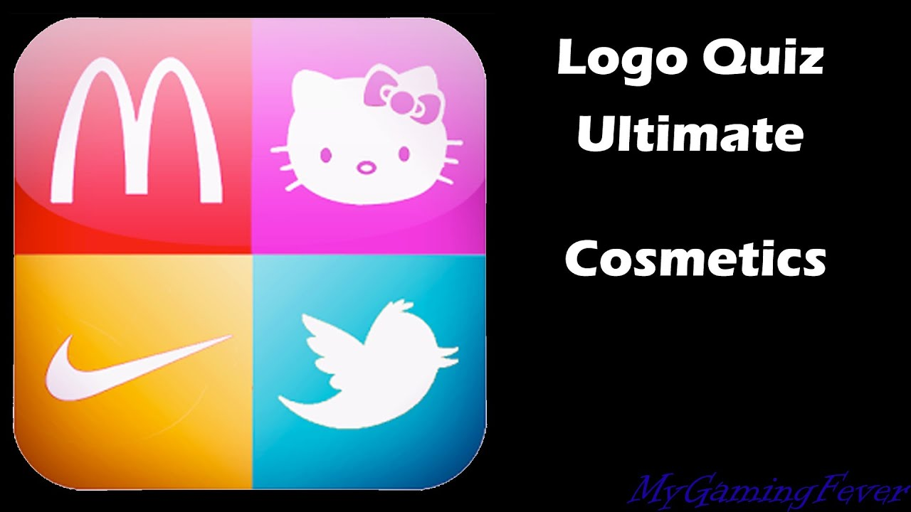 Logo Quiz Ultimate : Cosmetics - Answers - YouTube