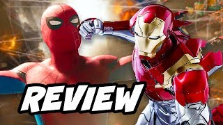 Spider-Man Homecoming Early Review No Spoilers