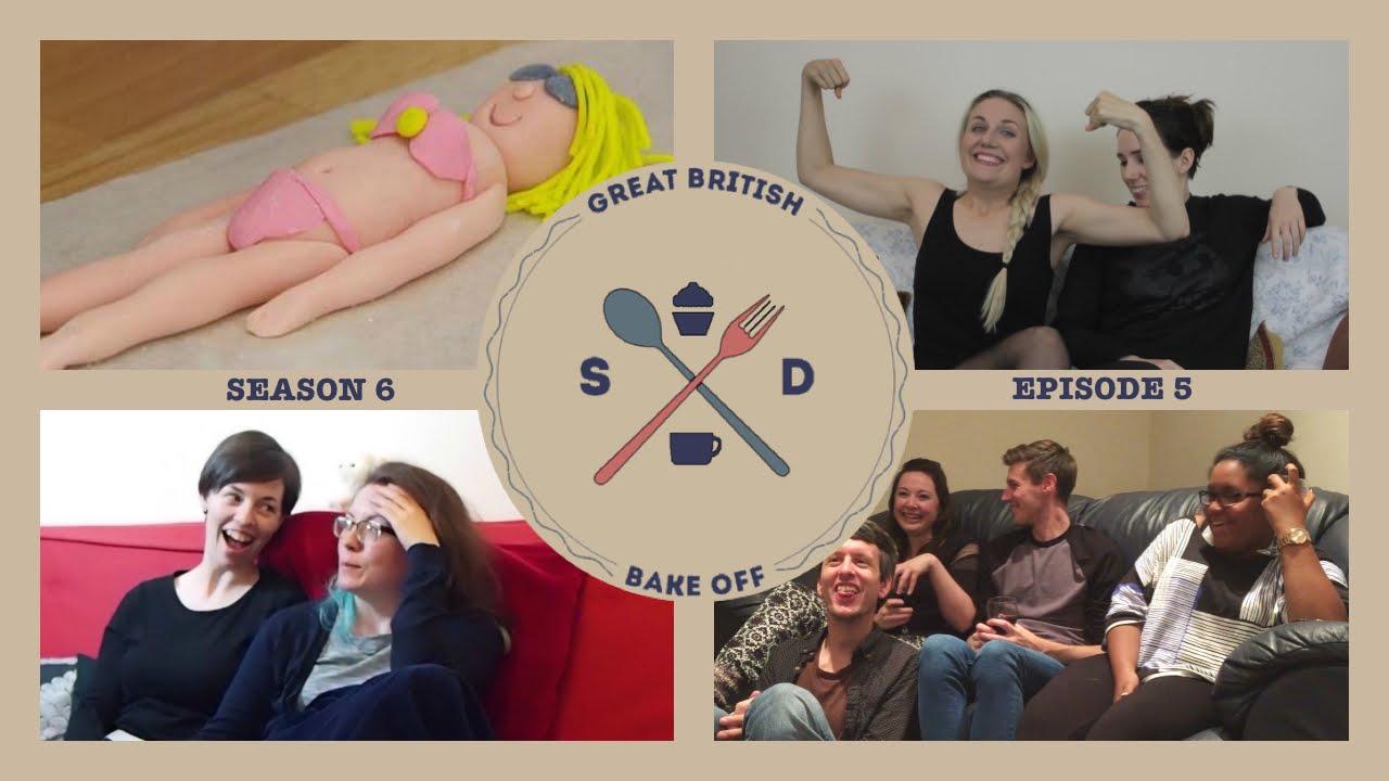 GREAT BRITISH BAKE OFF: Side Dish Series 6 Episode 5 - YouTube
