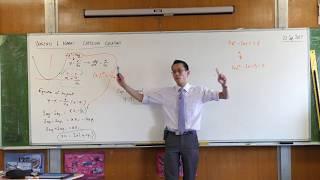 Tangents & Normals - Cartesian Equations