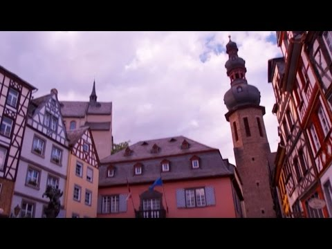 Europe River Cruising with Scenic | David Whitehill in Luxembourg