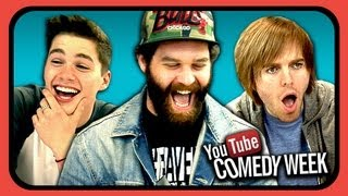 One of FBE's most viewed videos: YouTubers React to Try to Watch This Without Laughing or Grinning