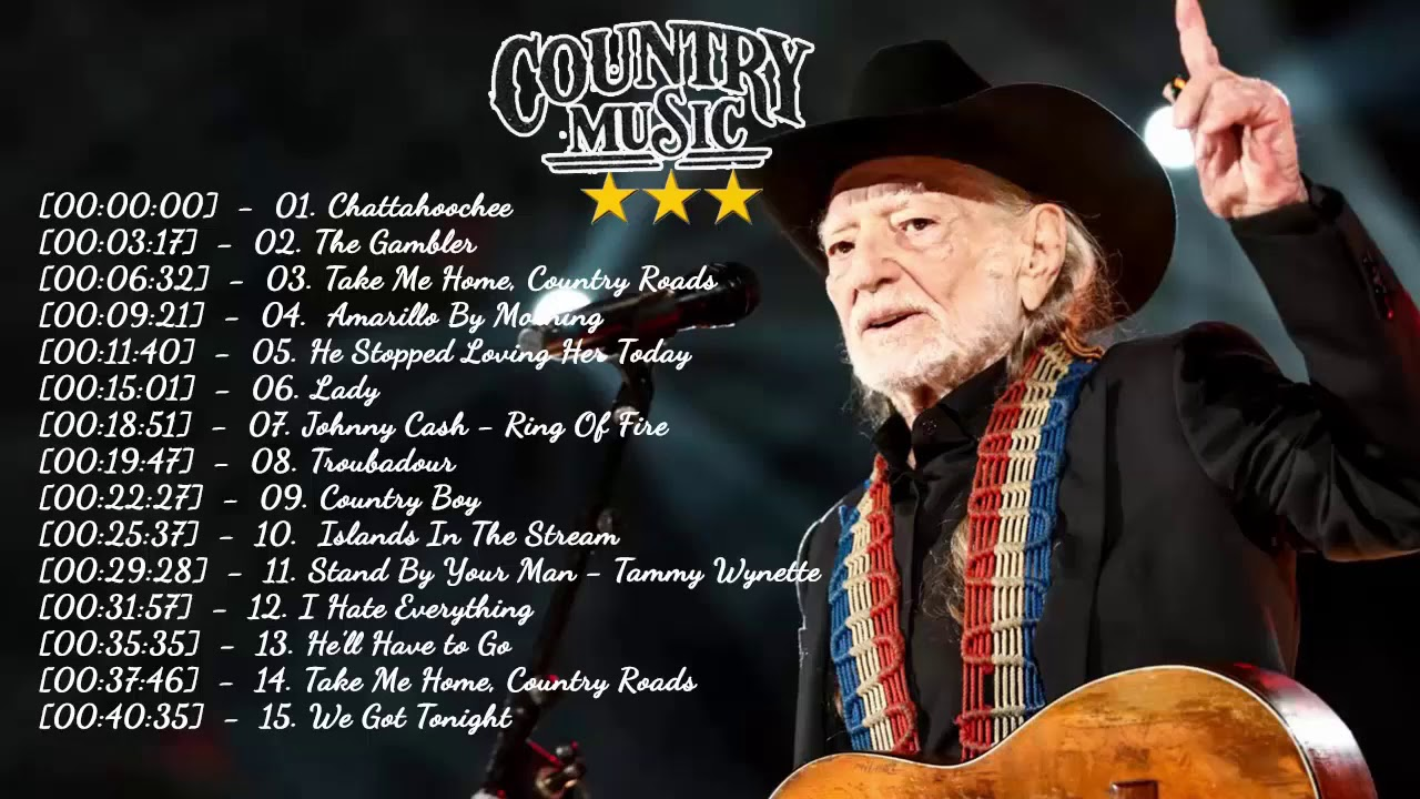 Classic Country Music 70s 80s 90s Country Classic Music Classic Country Music Playlist Youtube