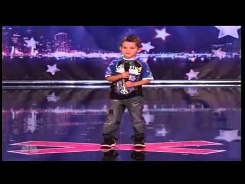 Cậu bé Lil T Tanner Edwards 6 tuổi - Nhảy Dance - Đáng Yêu - America
