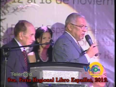Visión Gerencial. 8va. Feria Regional Libro Espaillat, 2012