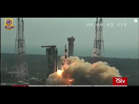 ISRO successfully launches EMISAT & 28 satellites