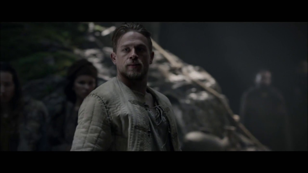 King Arthur Legend Of The Sword No Way That I M Fighting Clip 2017 Warner Bros Hd Youtube