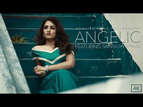 ANGELIC featuring SANIYA IYAPPAN | FASHION FILM