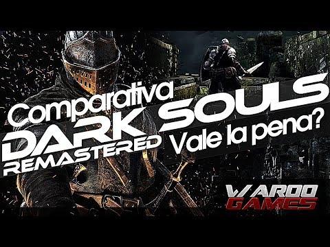 Dark Souls Remastered ¿vale la pena? - comparativa - pc - gtx 1080 - waroogames