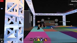 Scary Monsters And Nice Sprites ROBLOX Music Video