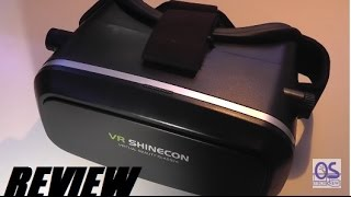REVIEW: VR SHINECON Virtual Reality Headset for Phones
