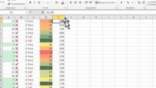 Conditional Formatting Excel 2010 Tutorial