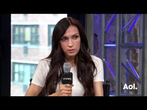 Famke Janssen Discusses Working With Viola Davis And Becoming A Bond Girl  AOL BUILD