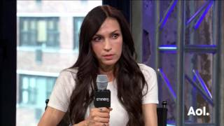 Famke Janssen Discusses Working With Viola Davis And Becoming A Bond Girl | AOL BUILD