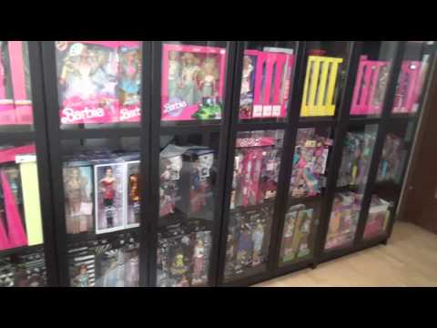 My Doll Room 2017 - My Barbie Room Collection