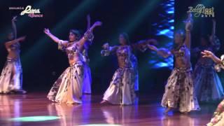 LUNA DANCE-DANZAS ARABES PERU-OPENING MAJESTIC 2015