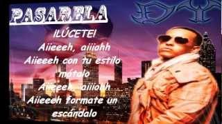 PASARELA CON LETRA - DADDY YANKEE