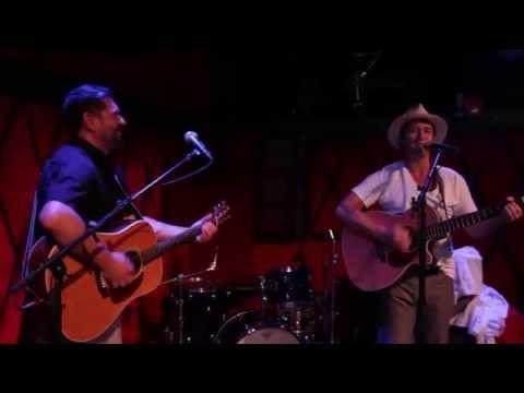 Rob Morrow & Carlos Calvo LIVE at: The Rockwood Music Hall in New York City