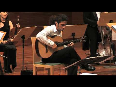 Vivaldi, Guitar Concerto in D Major - III mov. allegro
