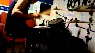 Converge - Cutter Drum Cover