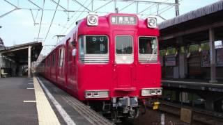 【走行音】名鉄100系 モ162(新製VVVF) 地下鉄鶴舞線 庄内通 →浄心
