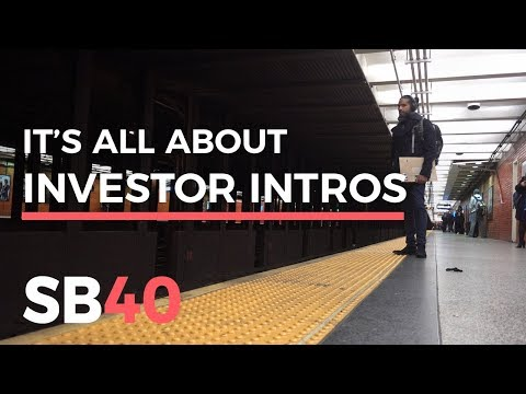 IT'S ALL ABOUT INVESTOR INTROS... AND MEXICAN FOOD | SB40