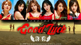 [IND] [HOW WOULD] AOA 에이오에이 (wo Jimin) - Good Luck | Color C…