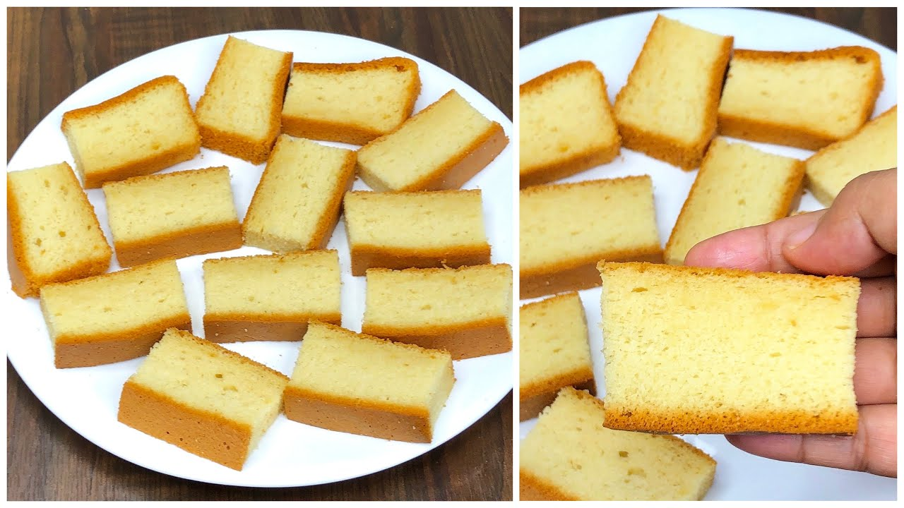 Mini Vanilla Tea Cake Recipe | Vanilla Pound Cake | Vanilla Tea Time Cake